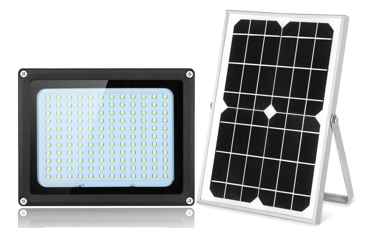 132SMD-A Solar Flood Light
