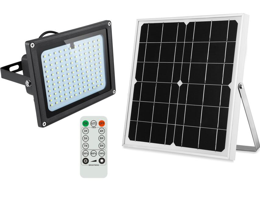 132SMD-B Solar Flood Light