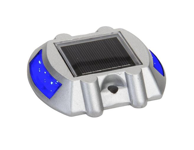 Colors RGBYW Solar Road Studs