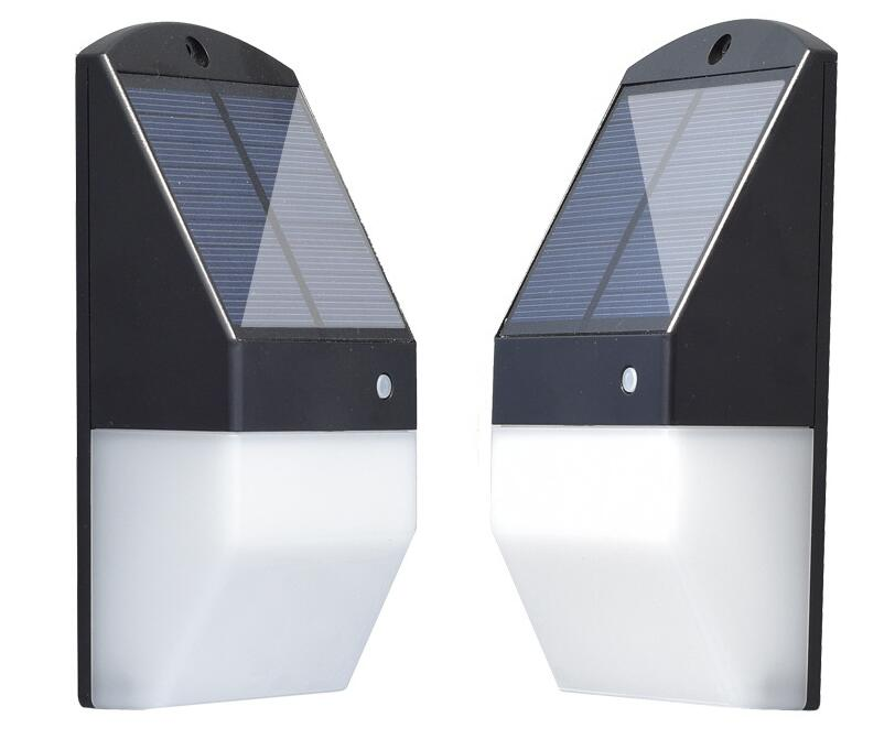 New Solar Sensor Light Cool White and Warm White Color