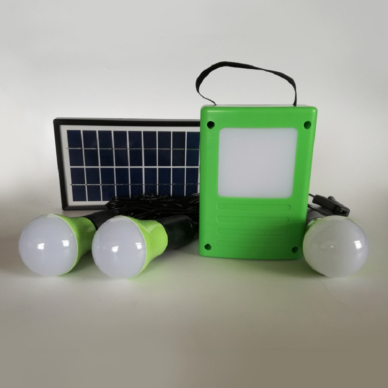 Solar Home System Side Lamp YG Color