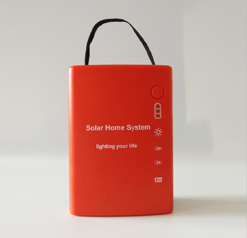 Solar Home System RGY Colors
