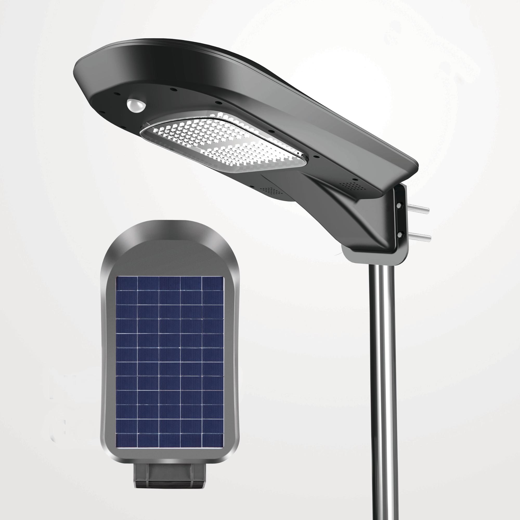 120LED Solar Street Light Wall mounted