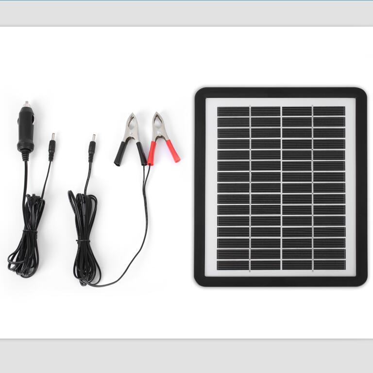 6W Solar Charger for battery