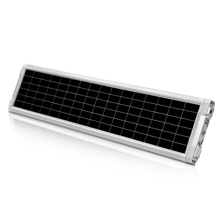 60W New Lens Solar Street Light